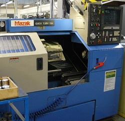 Medium size CNC turning centre