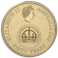 2016 Obverse Design To Celebrate The 50th Anniversary Of Decimal Currency