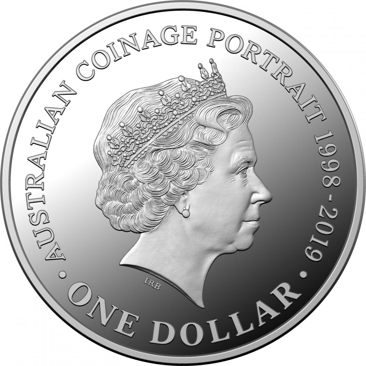 Governor-General unveils first Australian coins featuring new