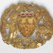 Gold unique Australian object