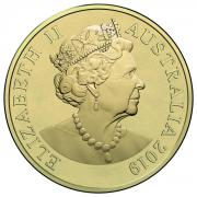 NEW EFFIGY OF THE QUEEN ON AUSTRALIA'S COINS