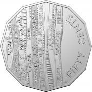 Fifty Cents   Royal Australian Mint