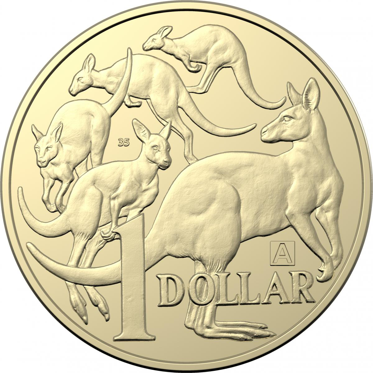 The 2019 1 A Mintmark Circulating Dollar Discovery Coin