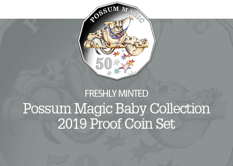 2019 Proof BabySet
