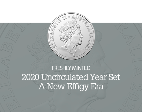 2020 Six Coin Proof Year Set