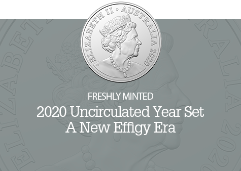 2020 Uncirculated Year Set