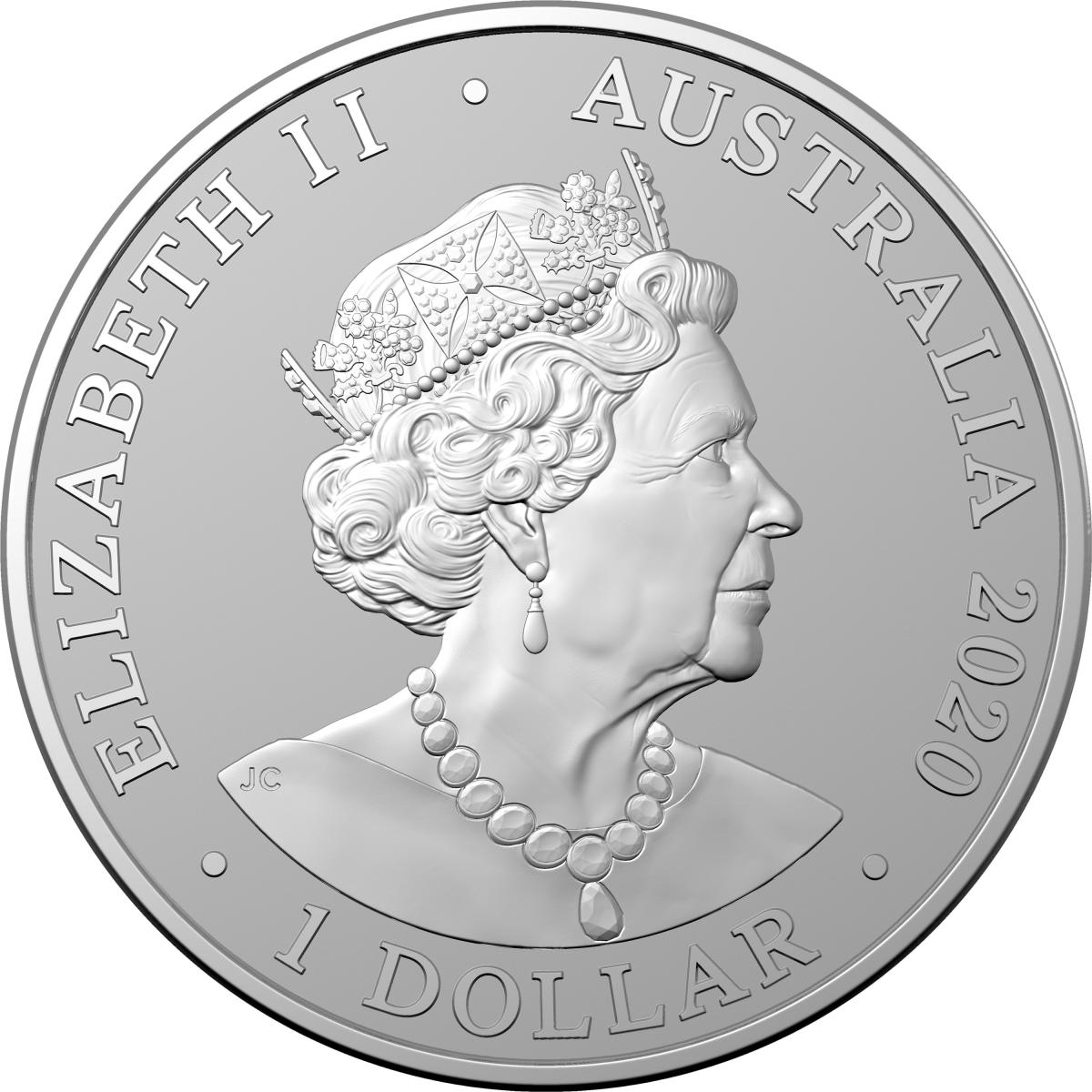 Tende Coin 2020.Investment Coins Royal Australian Mint