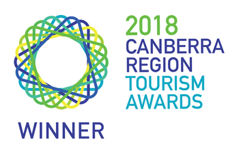 2018 Canberra Region Tourism Awards