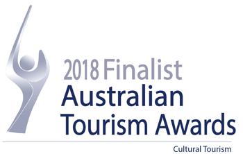 2018 Finalist Australian Tourism Awards - Cultural Tourism