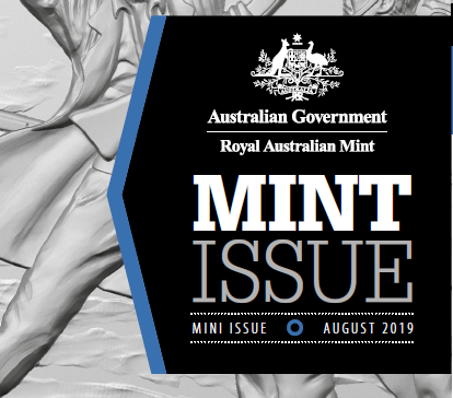 August 2019 - Mint Issue