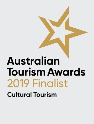 2019 Australian Tourism Awards 2019 Finalist - Cultural Tourism