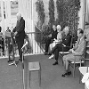 PM Robert Menzies opening the RAM 1965