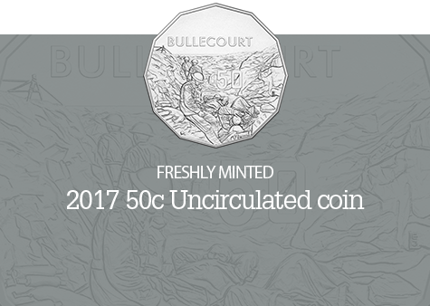 Image of Bullecourt Coin