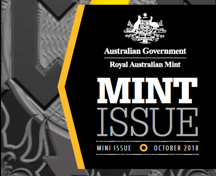 October Mini Mint Issue 2018