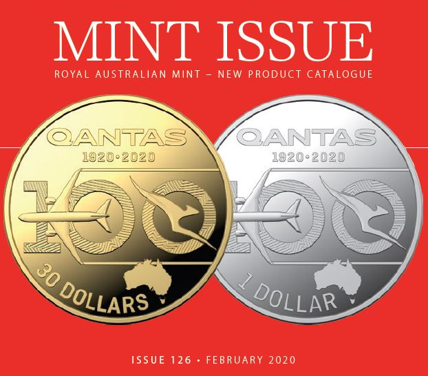 Mint Issue - February 2020