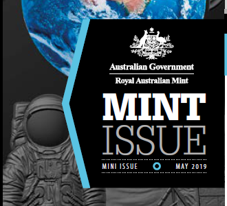 May 2019 Mini Mint Issue