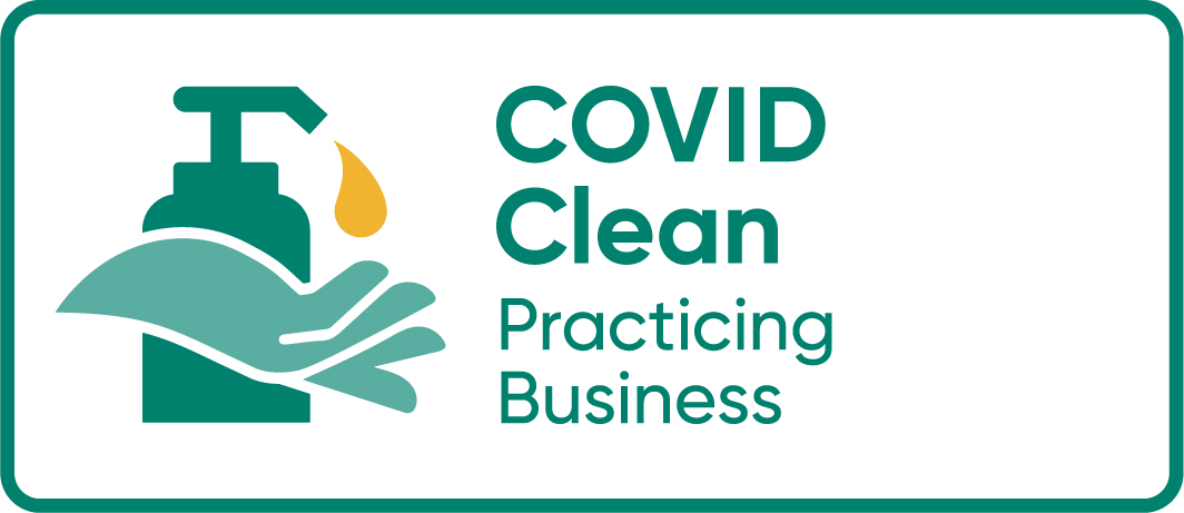 COVID Clean Practicing Business