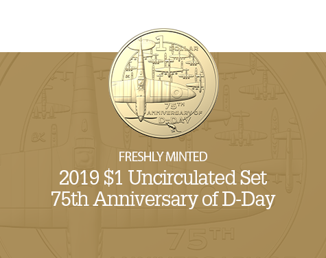 2019 75th Anniversary of D-Day