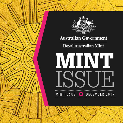 December 2017 Mini Mint Issue 117