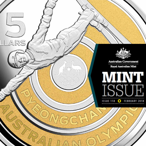 February 2018 Mint Issue