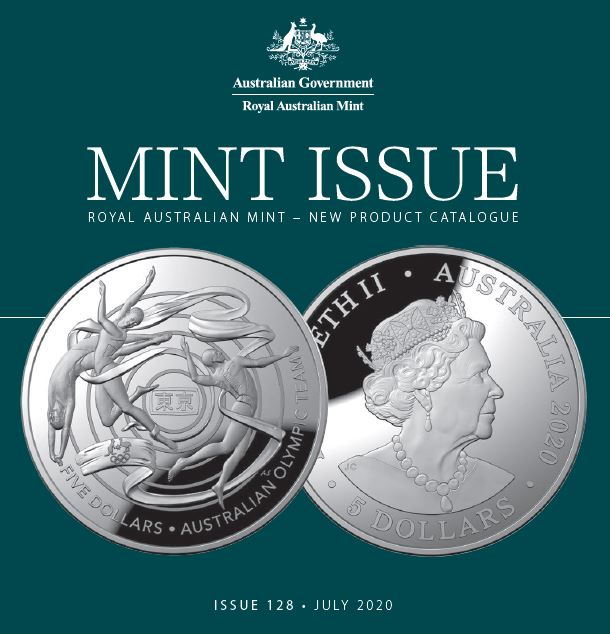 July 2020 Mint Issue