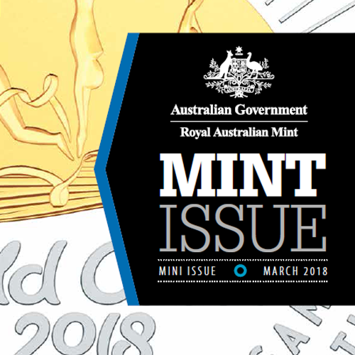 March Mini Mint Issue