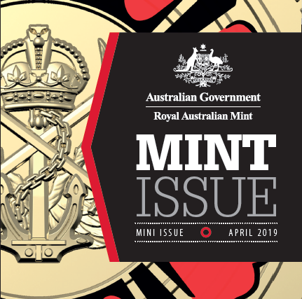 April 2019 - Mini Mint Issue
