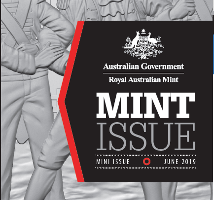 Mini Mint Issue - June 2019