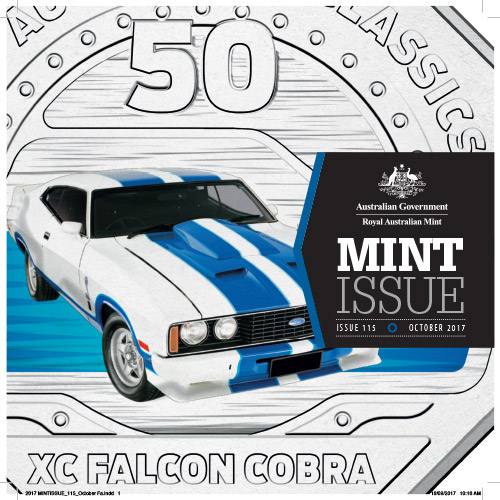 Mint Issue 115