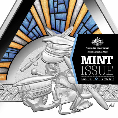 April 2018 Mint Issue 119