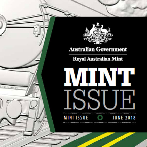 Mini Mint Issue - June 2018