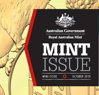 October Mini Mint Issue 2019