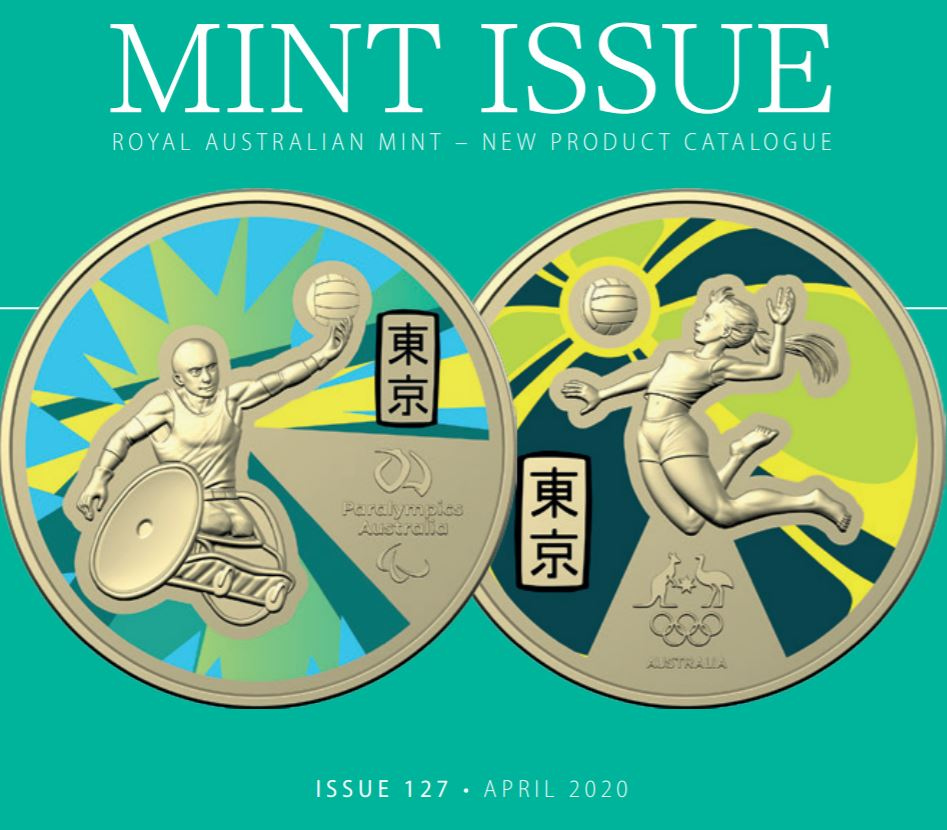 April 2020 - Mint Issue