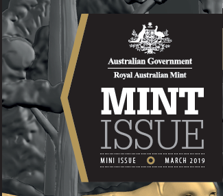 Mini Mint Issue - March 2019