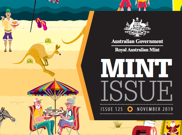 Mint Issue - November 2019