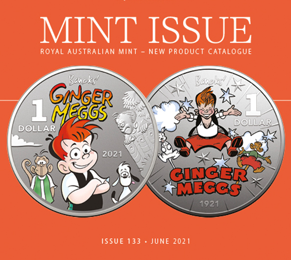 June 2021 Mint Issue