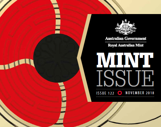 November 2018 Mint Issue