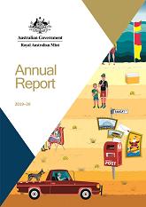 Annual Report 19/20 cover