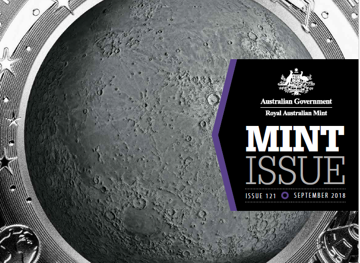 September 2018 Mint Issue