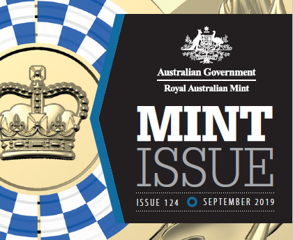September 2019 Mint Issue