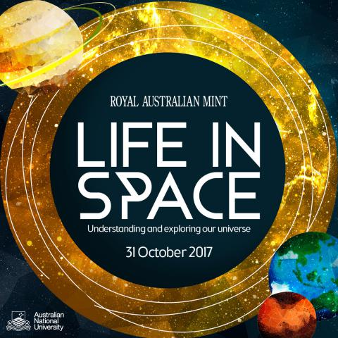 Image of Life in Space event on Tuesday 31 October 2017