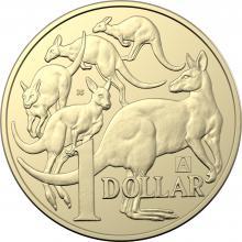 2019 $1 'A' Privy-Mark Coin