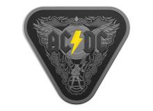 2018 $5 Silver Nickel Plated Coloured AC/DC Coin