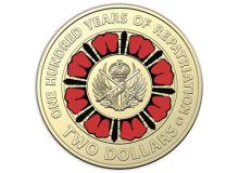 2019 $2 One Hundred Years of Repatriation - Bringing them Home