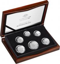 2019 Fine Silver Proof Year Set
