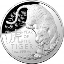 2022 Lunar Year of the Tiger