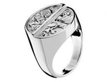 Genealogy Collection - Sterling Silver Ring