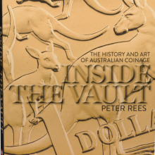 Inside the vault cover image