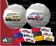 Holden Motorsport Coin