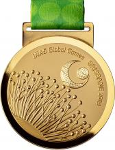 INAS Gold Medal Front
